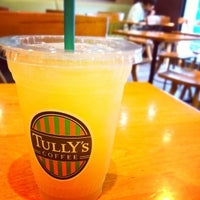 Photo taken at Tully's Coffee by OKAWAKING . on 3/8/2013