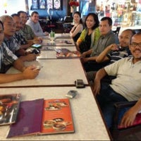 Photo taken at Nona Manis Coffe and Eater Grand City Surabaya by Martha T. on 4/16/2015