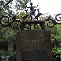 Photo taken at Central Park - Tisch Children's Zoo by Eugene V. on 10/4/2012