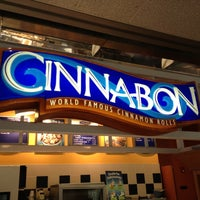 Photo taken at Cinnabon by Eugene V. on 10/12/2012