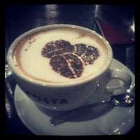 Photo taken at Costa Coffee by Tanja M. on 10/7/2012