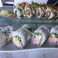 Photo taken at Amici Sushi by Shawna M. on 7/6/2017