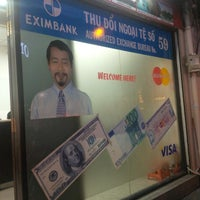 Photo taken at Money Exchange No59 by Nghia T. on 11/12/2013