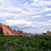 Photo taken at Roxborough State Park by Claire D. on 7/6/2013
