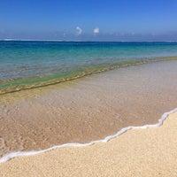 Photo taken at Nusa Dua Beach by Necessary Indulgences on 5/29/2016