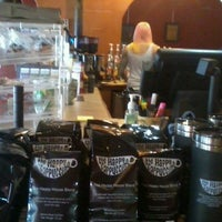 Photo taken at The Happy Cappuccino Coffee House by Lance C. on 4/19/2013