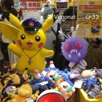 Photo taken at Pokemon Store by Leo J. on 8/19/2017