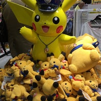 Photo taken at Pokemon Store by Leo J. on 4/11/2017