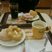 Photo taken at Mister Donut by あんず on 10/14/2016