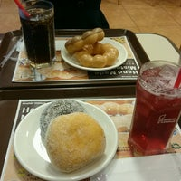 Photo taken at Mister Donut by あんず on 9/30/2016