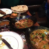 Photo taken at Tayyabs by Augusto P. on 10/13/2012