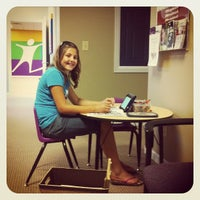 Photo taken at Big Brothers/Big Sisters of Greater Lafayette by Kimi S. on 7/12/2013