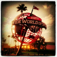 Photo taken at ESPN Wide World of Sports Complex by Ashley D. on 2/24/2013