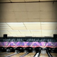Photo taken at AMF University Lanes by Ashley D. on 8/22/2014