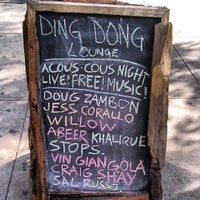Photo taken at Ding Dong Lounge by Chris A. on 7/8/2013