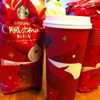 Photo taken at Starbucks by Bill G. on 12/21/2012