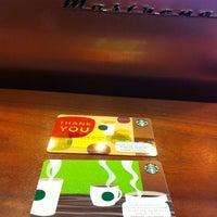 Photo taken at Starbucks by Bill G. on 2/21/2013