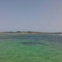 Photo taken at Penguin Island Ferry by Badruz B. on 9/17/2017