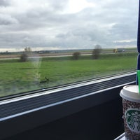 Photo taken at Gare SNCF de Lorraine TGV by Raph L. on 4/15/2016