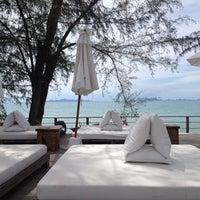 Photo taken at Nikki Beach Resort and Beach Club Koh Samui by Barbara C. on 9/29/2012