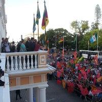 Photo taken at Prefeitura Municipal do Rio Grande by Germano on 1/1/2013