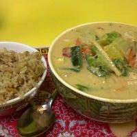 Photo taken at Thai Cafe by Adam L. on 5/24/2013