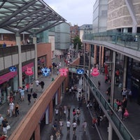 Photo taken at Liverpool ONE by Mark B. on 7/28/2013