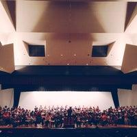 Photo taken at Colden Center Auditorium by Alex W. on 5/19/2013