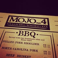 3/3/2013에 Kyle W.님이 MOJO no.4 Urban BBQ & Whiskey Bar에서 찍은 사진