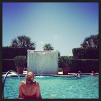 Foto tomada en The Spa at Ponte Vedra Inn & Club  por Kyle W. el 6/1/2013