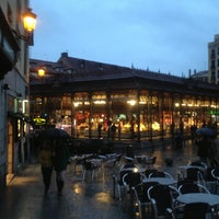 Photo taken at Mercado de San Miguel by Anke B. on 3/8/2013