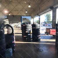 Photo taken at Allen Tire Company by Greg R. on 10/13/2017