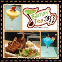 Photo taken at BarraN' Tea Jazz Restaurant Lounge by BarraN Tea Jazz on 2/2/2013