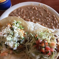 Photo taken at Baja Fish Tacos by Andrew O. on 3/4/2017