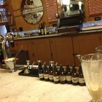 Photo taken at The Ice Cream Bar Soda Fountain by Rob F. on 11/6/2012