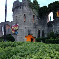 Photo taken at Dragon's Lair Fantasy Golf by Anthony A. on 6/5/2013
