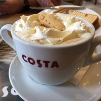Photo taken at Costa Coffee by James P. on 12/23/2016