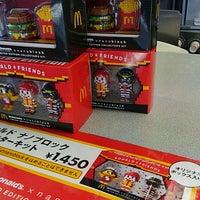 Photo taken at マクドナルド 17号本庄エッソSS店 by 内鉄 on 12/31/2016