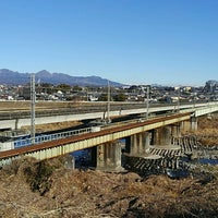 Photo taken at 安中鉄橋 by 内鉄 on 1/28/2017