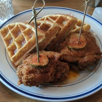 Photo taken at Sweet Chick by Asia H. on 4/22/2018