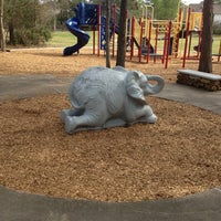 Photo taken at Pachyderm park by Daniel G. on 2/2/2013