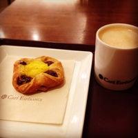 Photo taken at Cafe Esperance by Norihiko F. on 11/14/2014