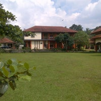 Photo taken at Hotel Taman Aer by Hari D. on 11/28/2012