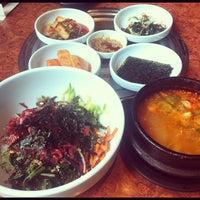 Photo taken at 새벽집 by Sang P. on 11/20/2012