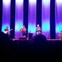 Photo taken at Bergen Performing Arts Center by Jerry C. on 2/13/2013
