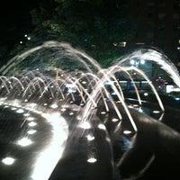 Photo taken at Columbus Circle by Terry C. on 6/30/2013