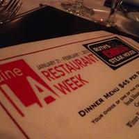 Photo taken at Ruth's Chris Steak House by Jennifer S. on 1/22/2013