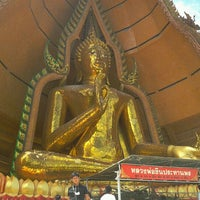 Photo taken at Wat Tham Sua by 공원 적 진 - It'sBella ^. on 10/25/2012