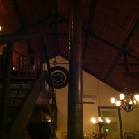 Photo taken at La Bohéme Restaurant + Café by Ronak M. on 9/28/2012
