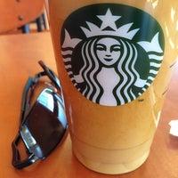 Photo taken at Starbucks by Lee M. on 4/6/2013